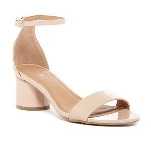 Abound Emina rounded block heel sandal size 13